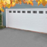 blue-home-garage-door