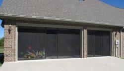 garage screen doors